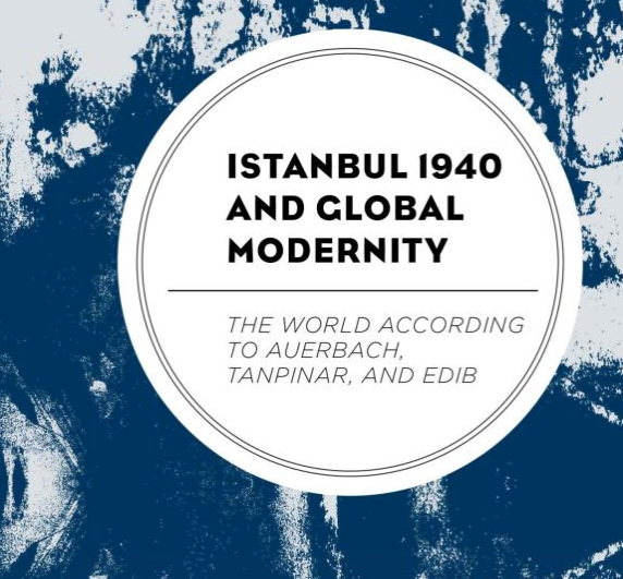 'The kind of literary criticism we practice and teach today seems to me to be quite regressive and far less #political.'   Oğuz Tecimen & Visiting Scholar Efe Khayyat @RutgersU  discuss Efe's new book, #Istanbul 1940 & Global #Modernity, in our blog📚  https://www.woolf.cam.ac.uk/blog/a-conversation-on-istanbul-1940-and-global-modernity…