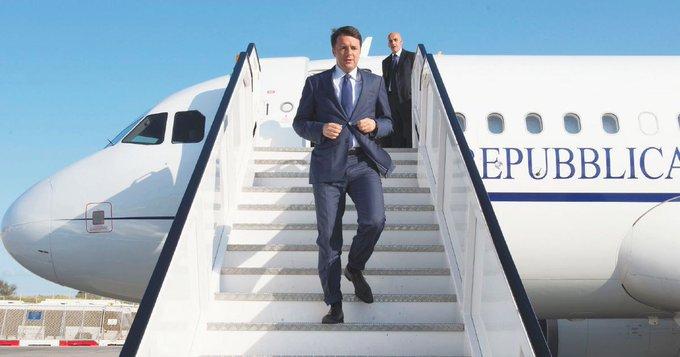 Air Force Renzi