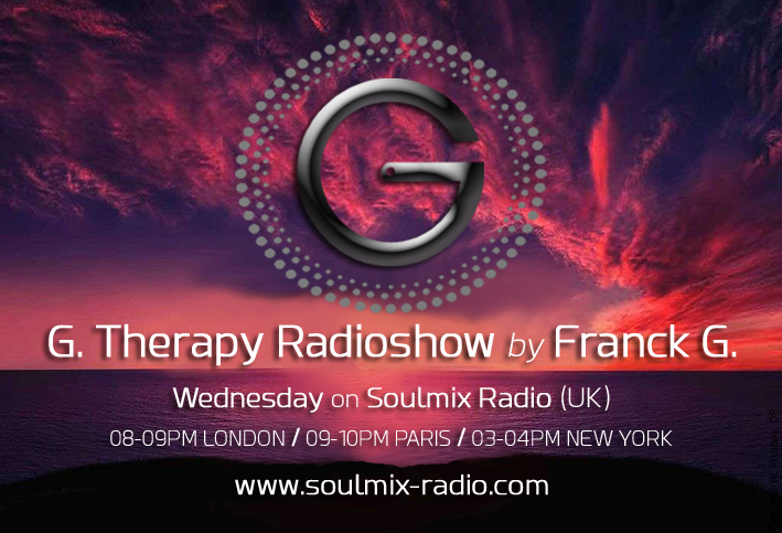 Tonight in G. Therapy Radioshow on Soulmix Radio (UK), 100 % Soulful mixed by Franck G. .... Be there! And if you missed last wednesday's show, online catch-up session, here: https://www.mixcloud.com/DJFranckG/franck-g-g-therapy-radioshow-2020-ep-77-soulmix-radio-12-02-2020/ …pic.twitter.com/GZh5fVE3gt