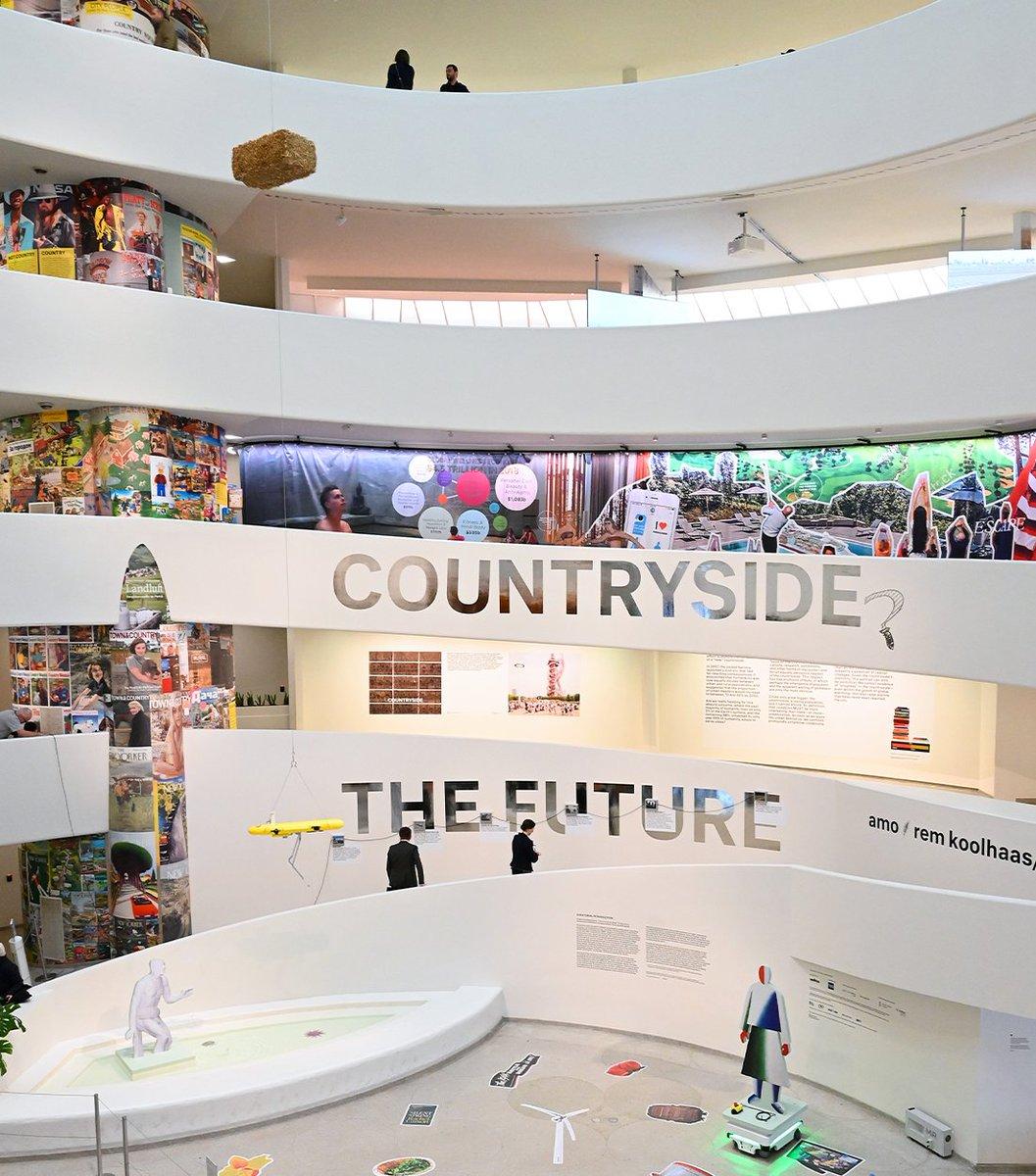"""""""Aver trovato nel @Guggenheim una controparte impegnata come noi nel costruire il futuro rende la nostra partnership ancora più significativa. Il nostro obiettivo è trarre ispirazione dall'arte e dalla cultura per affrontare le sfide di domani."""" Francesca Lavazza. pic.twitter.com/vrPe9moNmF"""