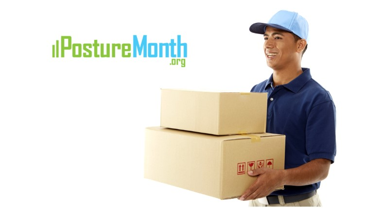 Tip 18 Lifting - Stack each PostureZone® and Use your Core  |  http://PostureMonth.org    http://PostureMonth.org   #corporatetraining  #workplacewellness  #Health