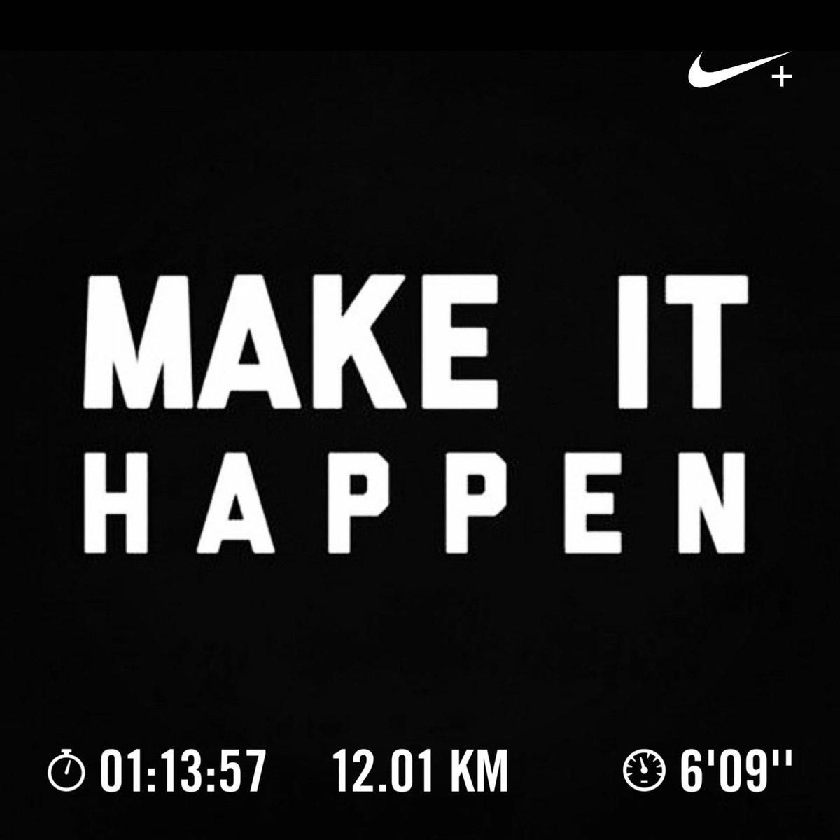 #MakeItHappen #runnerlife pic.twitter.com/YnmLcoNcsf