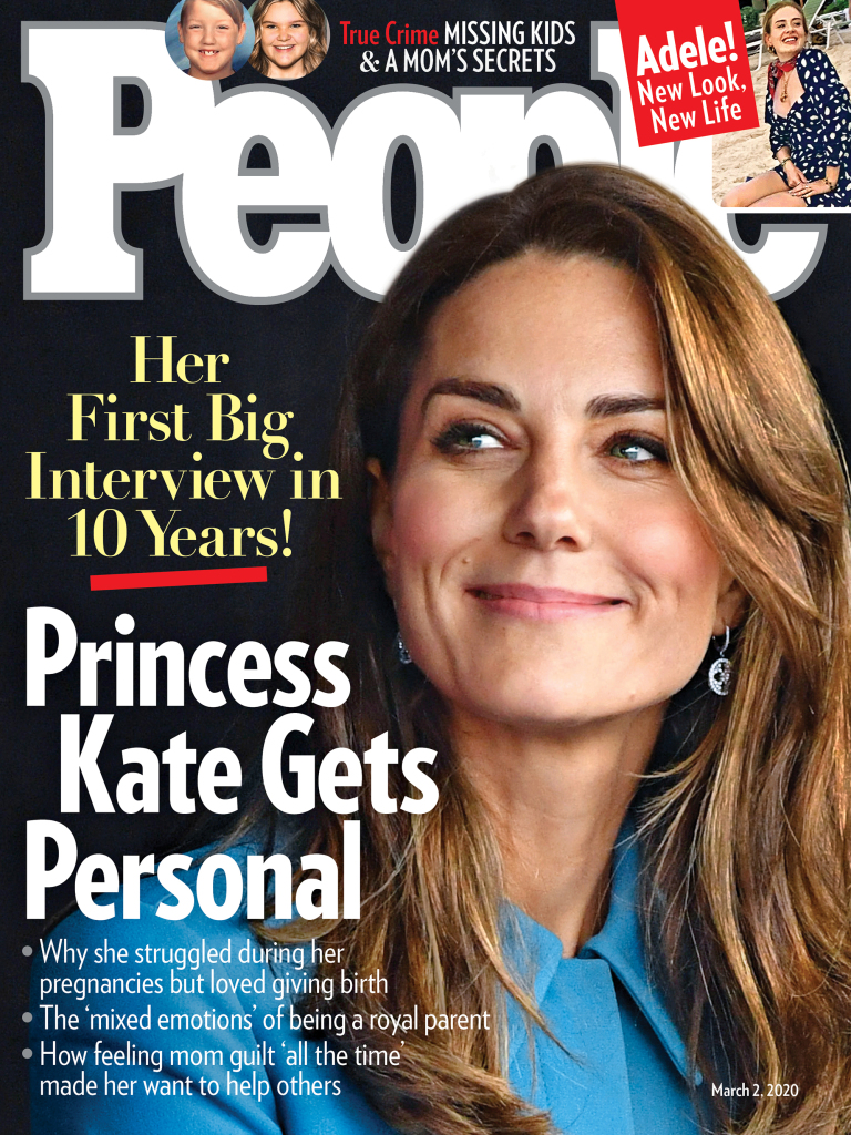 Why Kate Middleton Decided to Speak Out About Motherhood: 'This Is Not a Vanity Exercise'
