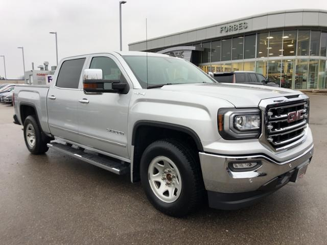 Another remarkable ONE OWNER trade at @ForbesMotors! 6.2L of pure power! Learn more about this well-kept Certified 2016 #GMC #Sierra 1500 SLT: http://bit.ly/3bSHW4T