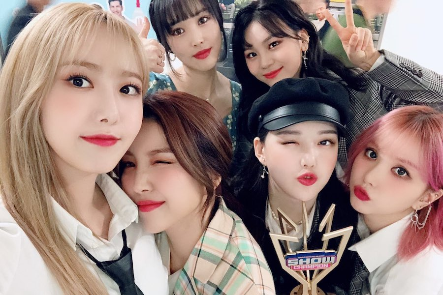 """WATCH: #GFRIEND Scores #Crossroads6thWin On """"Show Champion""""; Performances By #Moonbyul, #PENTAGON, And More soompi.com/article/138390…"""