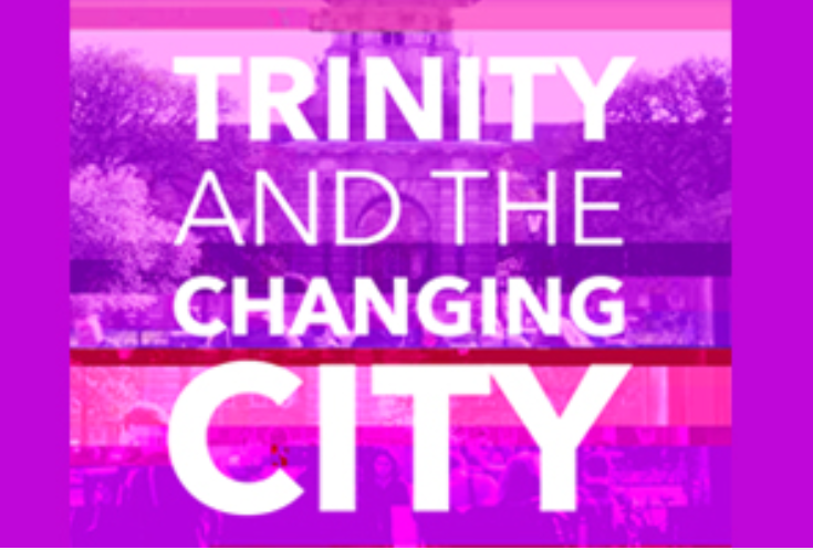 Will Dublin be Christian in 2030? Find out at tonight's 'Trinity and the Changing City' event, 6.30pm, @TLRHub.  With contributions from academics and practitioners, the discussion will be chaired by Dr Cornelius Casey, Associate Director of @LoyolaTCD. @ReligionTCD #Religionpic.twitter.com/hyUAC2KQrk