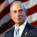Image for the Tweet beginning: Plutocrat Michael Bloomberg will command