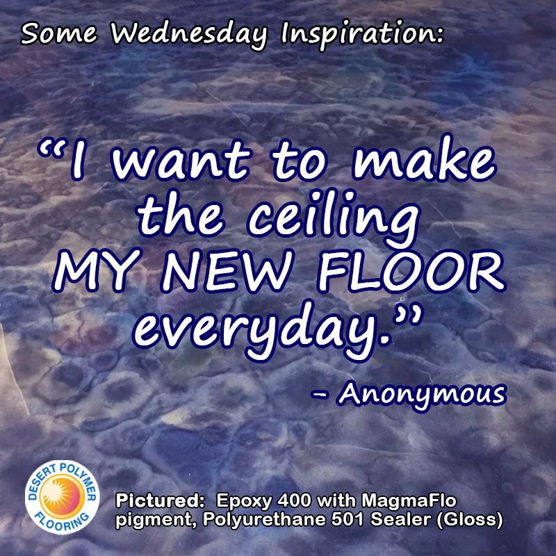Aim high. Work hard. Find your inspiration.  #flooringinspiration #floors #desertpolymerflooring #decorativeconcrete #garage #garagecoatings #flooring #contractor #cement #garagegoals #homedesign #homeinspiration #HomeDesignIdeas #homedesigninspiration #metallicepoxy #epoxyfloorspic.twitter.com/tn37TAShb2