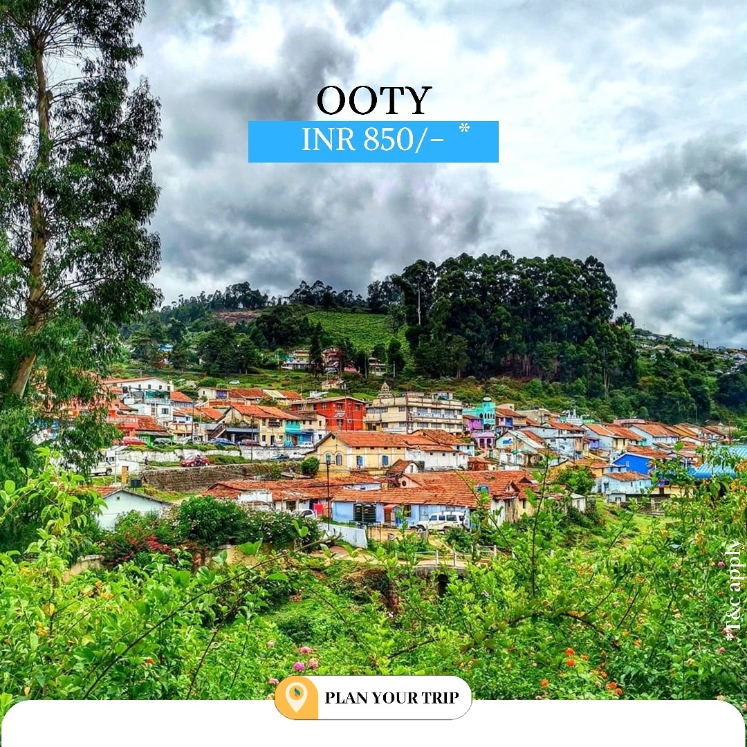 Ooty Duration : 2 Days Starting from Rs 850/-  Inclusions . Accommodation . Meals . Transfers . Sightseeing  DM for enquires  #Planyourtrip #coimbatoregethu #earrings #hillstation #friends #valparai #valaparai #coimbatorevideos #tamilwhatsappstatus #likeforlikeback #skypic.twitter.com/Vh9bmA02Zr