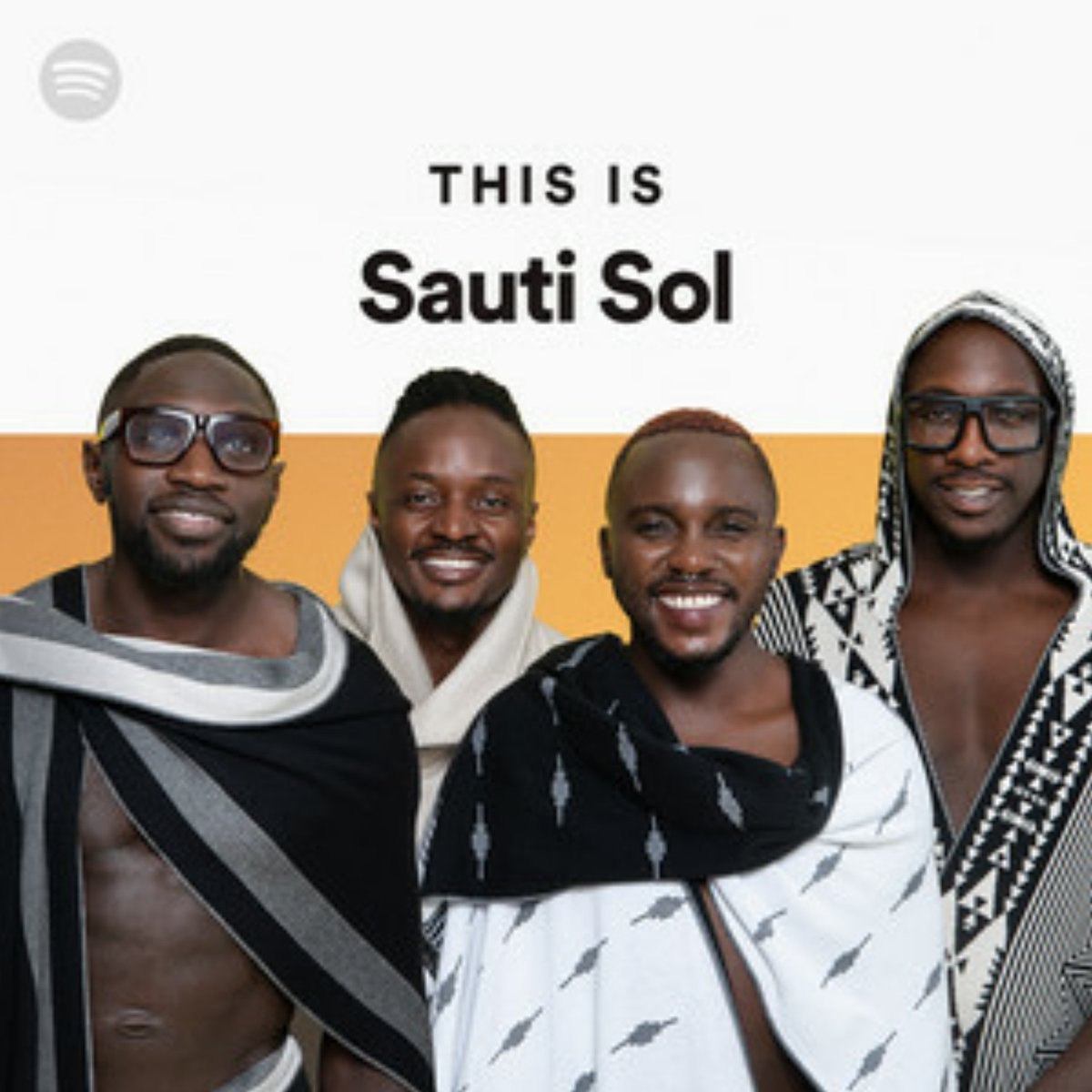THIS IS SAUTI SOL playlist by @Spotify @SpotifySA Stream now: spoti.fi/2SZEHQC
