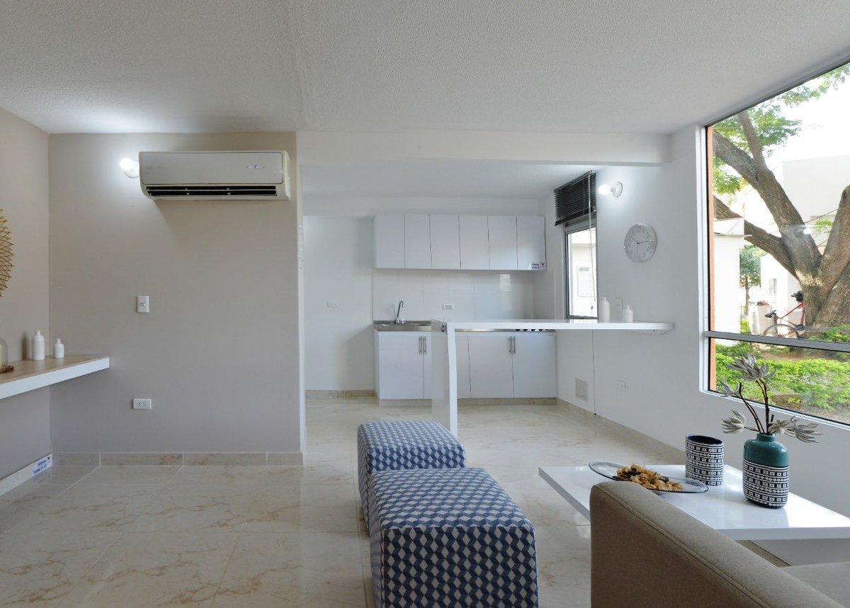 Conoce nuestro apartamento modelo de #Tucán y enamórate de sus espectaculares espacios 😍 no lo pienses mas y visitanos en nuestra sala de ventas de #PradosdelEste 🏃  #Icaro #ViviendasyValores #VentasVyV #SoyVyV #ClienteVyV