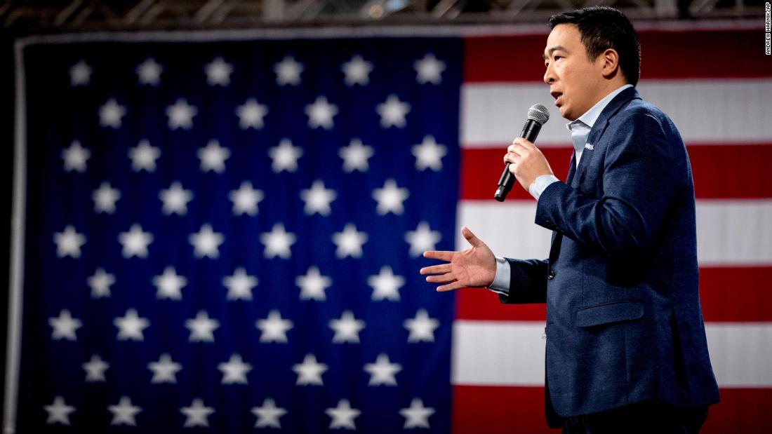 Andrew Yang joins CNN as a political commentator https://cnn.it/3bSlt8n