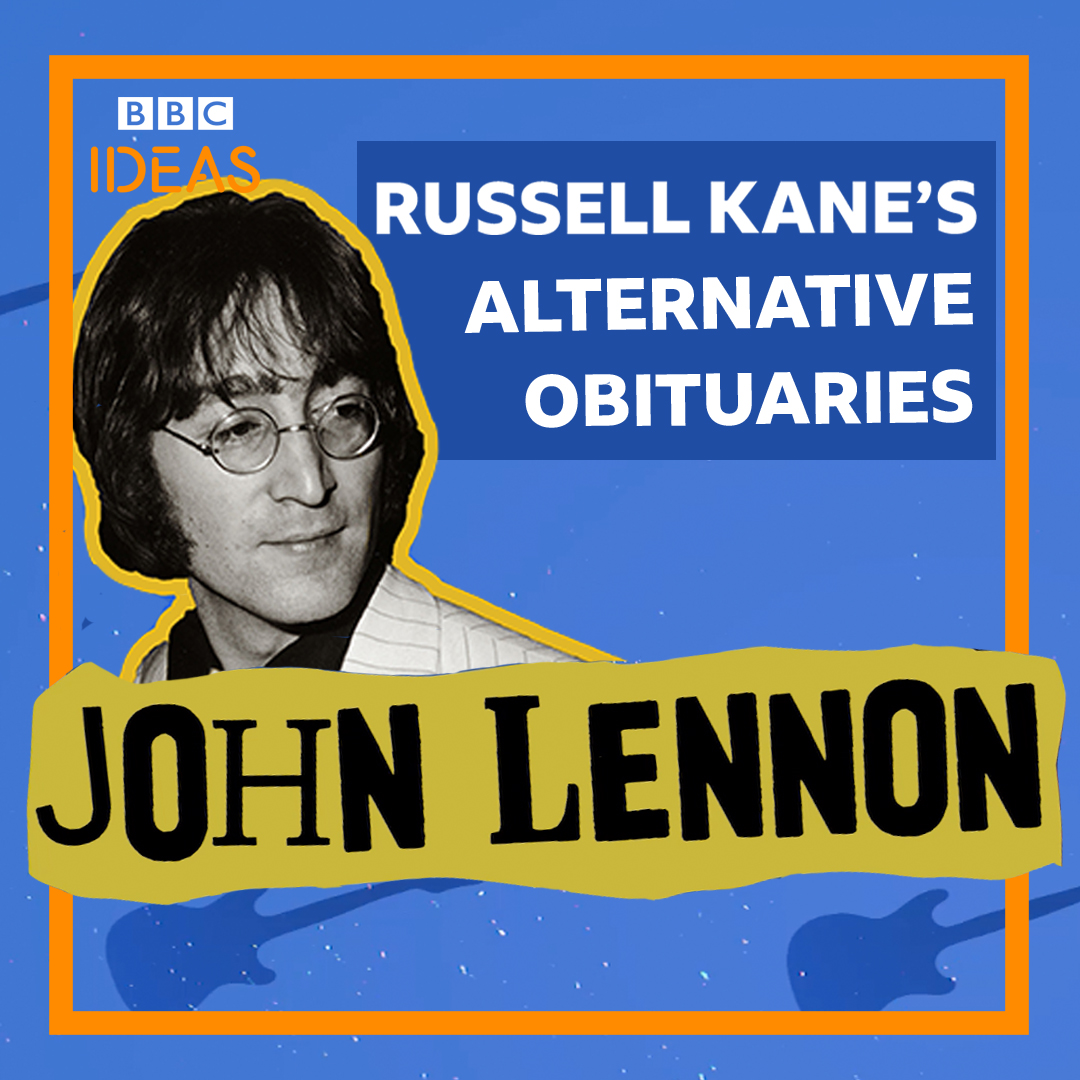 """""""Is John Lennon the greatest pop star ever? Or was he just a bit of a git?""""@Russell_Kane presents the Evil Genius podcast on @BBCSounds https://www.bbc.co.uk/programmes/p0605sx6/episodes/downloads…"""