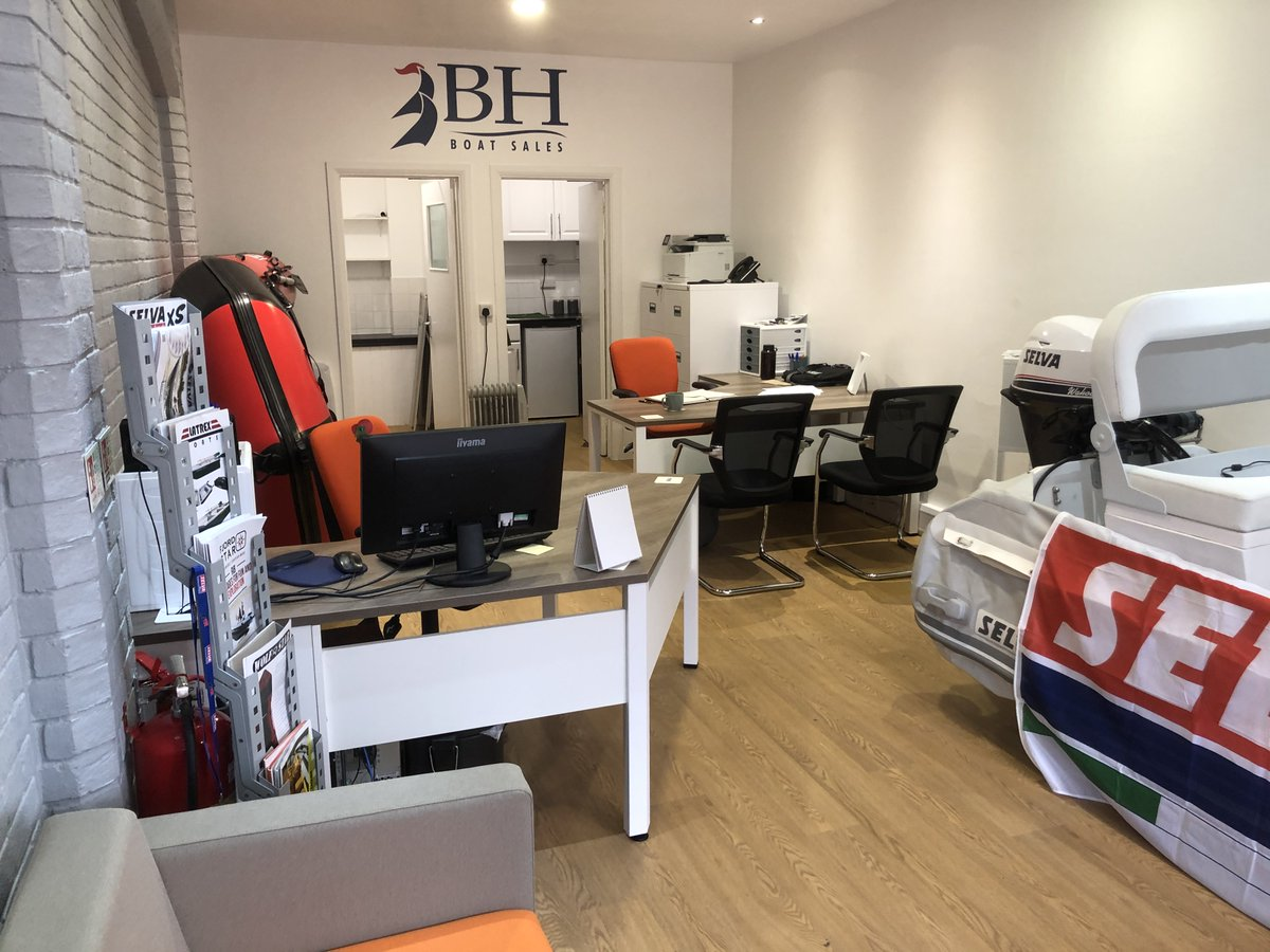 On 3rd February we opened the doors of our new sales office at 16 Shamrock Way, Hythe Marina Village. We have been operating Yacht Brokerage at Bucklers Hard Yacht Harbour for many years. It is a logical next step to expand our operations to cover the fleet at Hythe. #yachtsalespic.twitter.com/3bi0srinj1