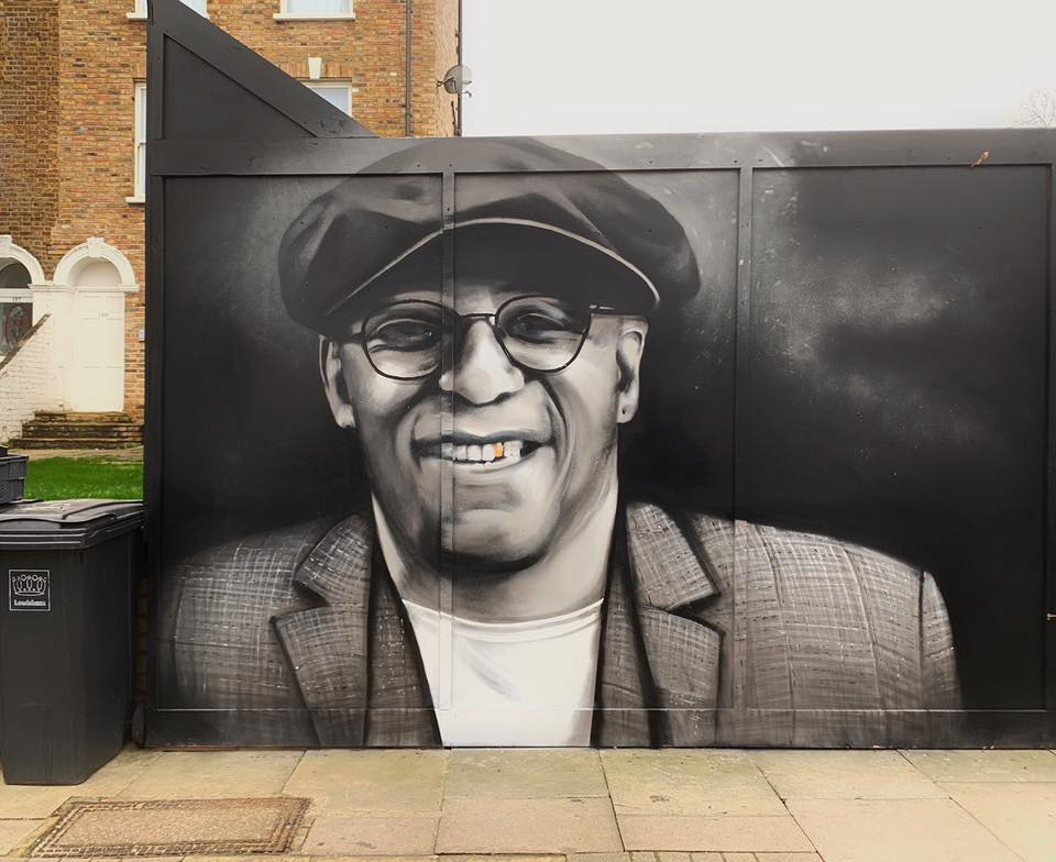 Brilliant piece by @lionel_stanhope . Upper Brockley Road. #SE4 #Brockleypic.twitter.com/NVdhsUISnQ