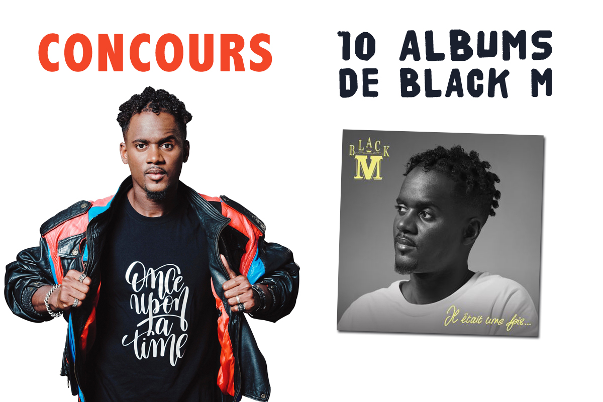 [CONCOURS] des albums de Black M à gagner http://dlvr.it/RQLQr2