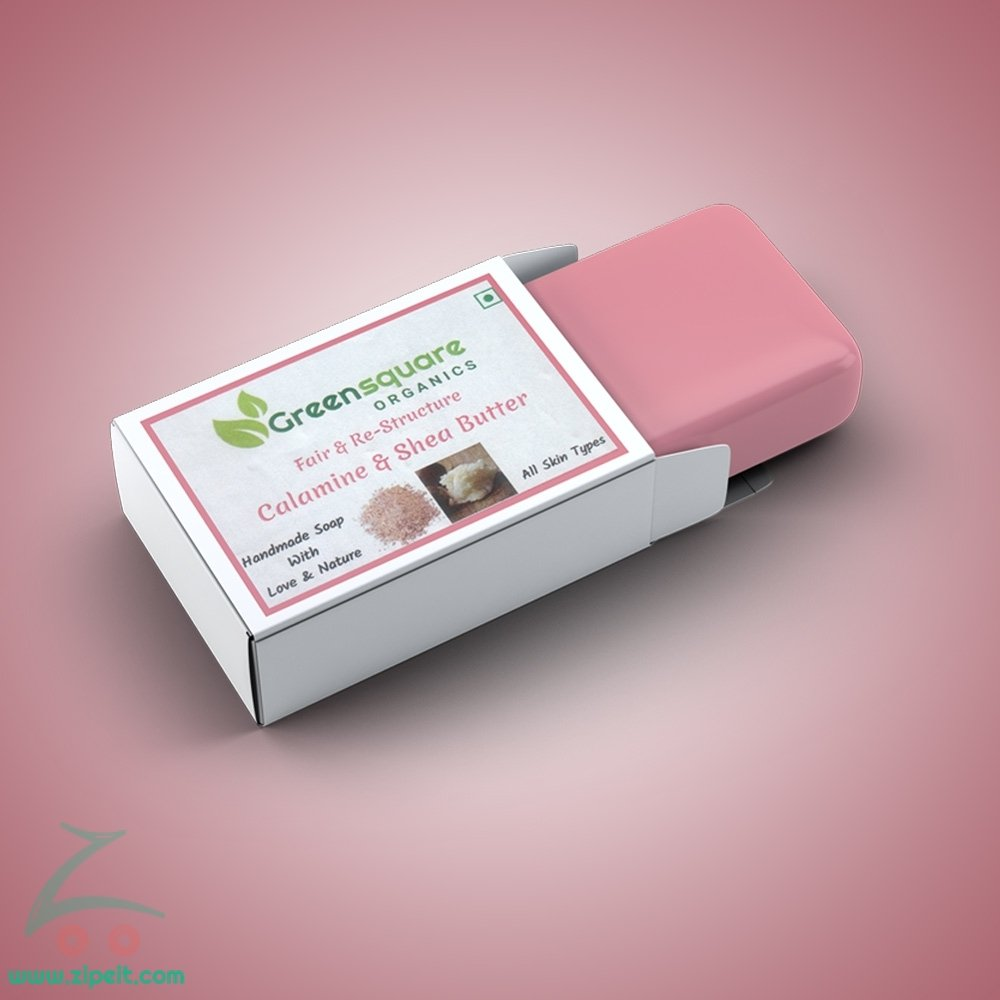 #onlineshopping  #greensquareorganics  #herbalcosmetics  #naturalsoap   #ayurvedic  #herbal  #organic  #calamine  #sheabutter  #bathsoap  Calamine & Shea Butter Bath Soap - 90g To order this product online:  https://bit.ly/2lY0GdL