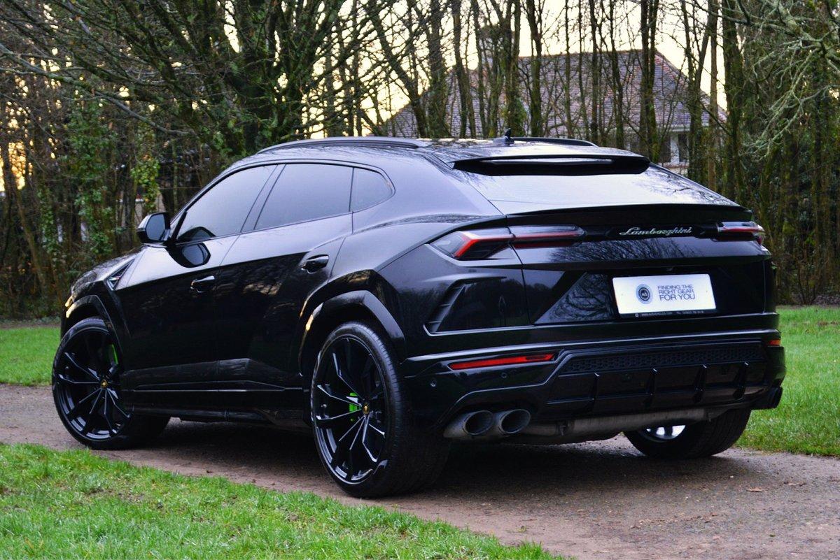 We say goodbye to our #Lamborghini #Urus which is now enjoying a new home.  #avsvehicles #findingtherightgearforyou #sold #lamborghiniurus #suv #itswhitenoise #amazingcars247 #wednesday #WednesdayWisdompic.twitter.com/kP5IKinHfa