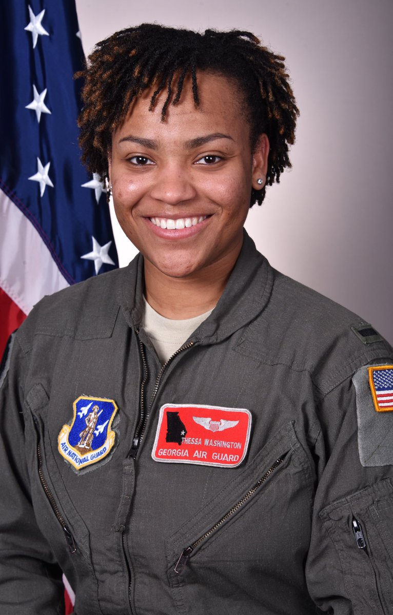 Image result for 165th Airlift Wing announces its first African American female pilot
