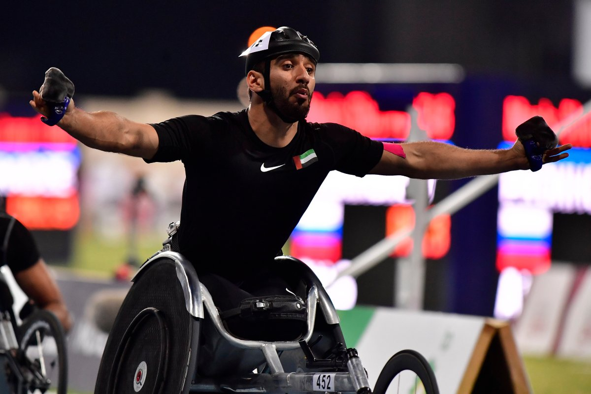 Months after staging the 2019 World Para Athletics Championships, the Dubai Club for People of Determination will again receive the best athletes in the planet for the first stop of the 2020 Grand Prix circuit between 14 and 17 March.  #ParaAthletics #Dubai2020 pic.twitter.com/Y2XMHI8KLJ