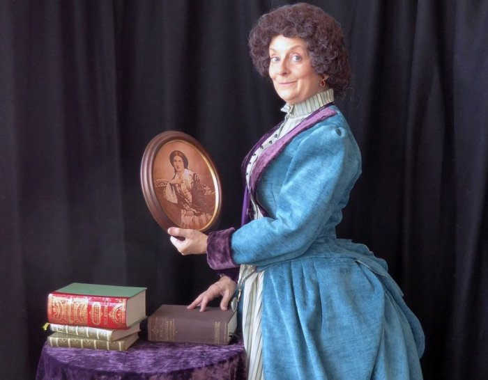 🔬Hear from Mrs Beeton's sister, celebrate women in science and get hands on with Fused Glass!💥 Read our newsletter to find out more! -  #events #thirsk #performances #workshops #art #theatre #northyorkshire #whatson