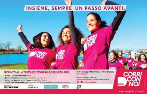 """Tutto pronto per """"Corri con noi"""", il progetto dedicato alle donne che si allenano - https://t.co/zK9gMX8hMf #blogsicilianotizie"""