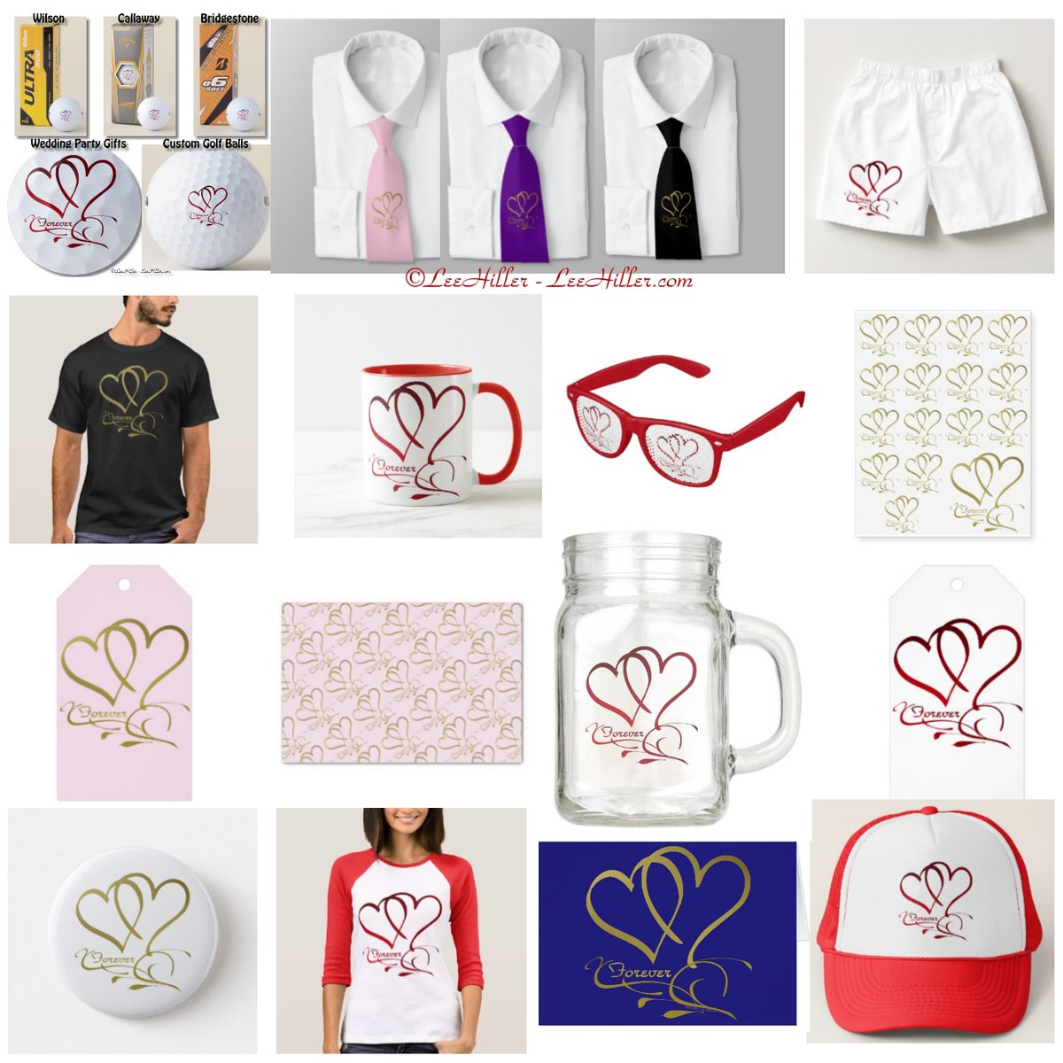 💗💌👩❤️👩💒💑💒👨❤️👨💌💗 Forever #hearts #gifts Customize add names, date, location etc & or change background color #wedding #anniversary  #keepsake 50%OFF 20+items 15%OFF Everything else #sale #discountcode 50ZAZZLEBIZZ  ends02/20/2020 @ 11:59PST #gifts