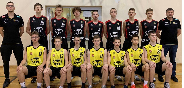 Od początku lutego młodzieżowe drużyny z Sopotu rozegrały dwadzieścia pięć spotkań ligowych! Aż osiemnaście z nich zakończyło się triumfem żółto-czarnych. Dziś szansa na kolejne - o godzinie 17:15 w Hali 100-lecia rozpocznie się mecz Trefla Sopot U16 - Energa Słupsk U16. #U16PLpic.twitter.com/Lv9UYo9uRF