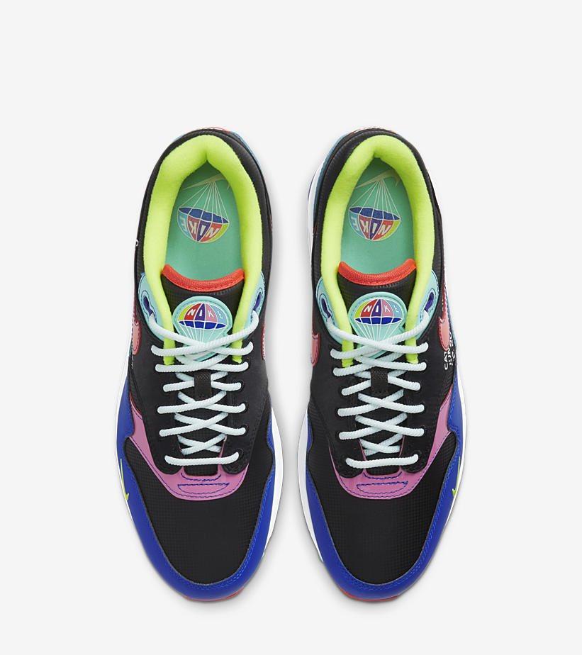 Snkr Twitr On Twitter Dropping 3 20 Nike Air Max 1 Black Laser