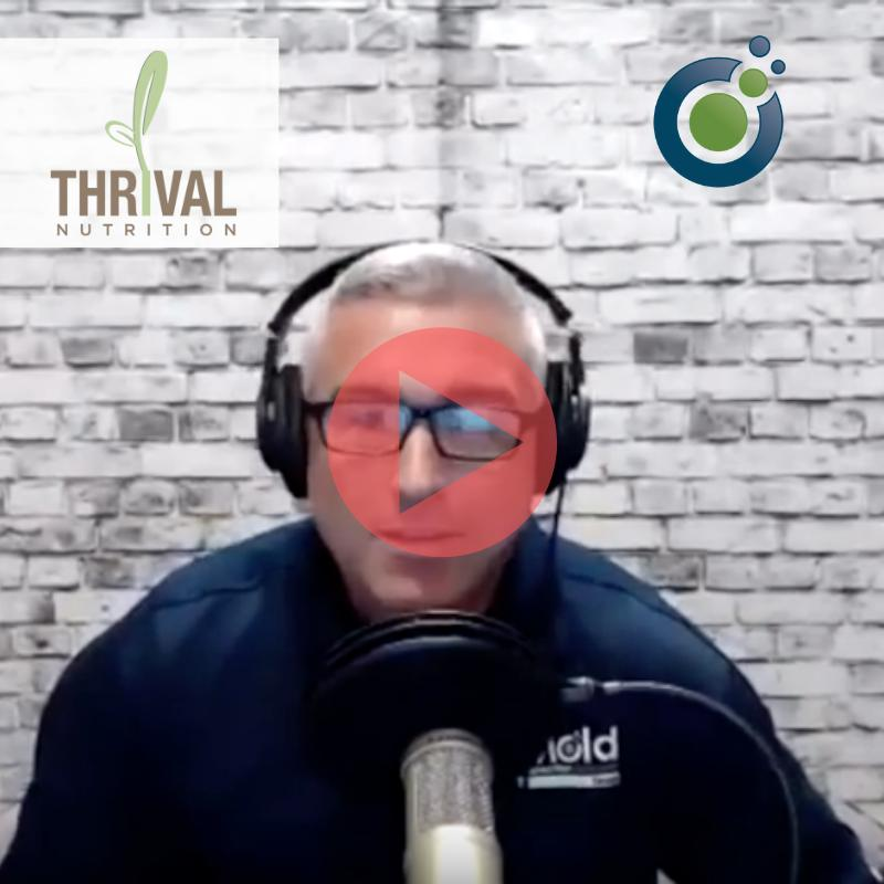 Thank you to Lahana Vigliano for having our chief operating officer, Mike Marshall on the Thrival Nutrition podcast! Tune in for a valuable episode sharing insights on #mold that everyone should know. >>  http:// bit.ly/2U1GiHT     <br>http://pic.twitter.com/ruRjxthsjS