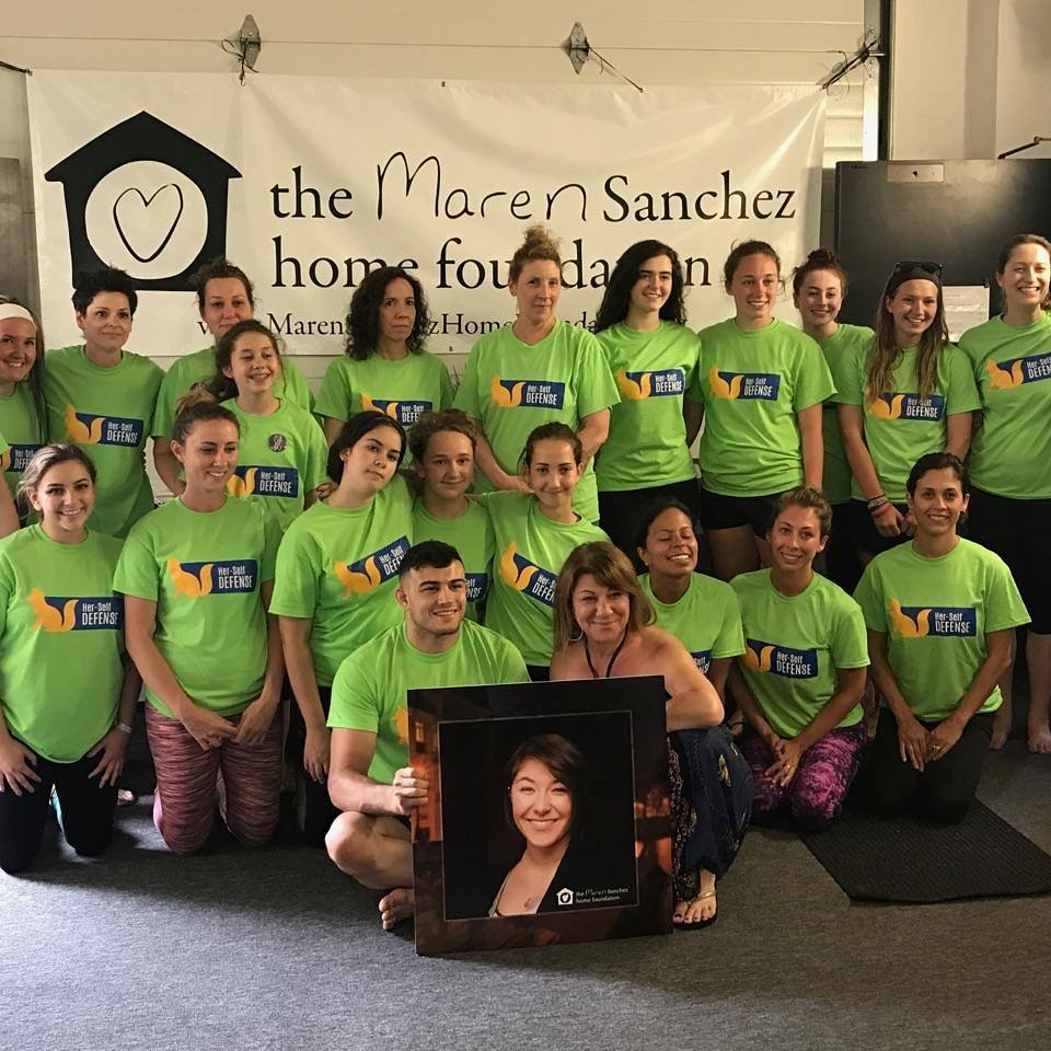 Our popular HER-Self Defense class w/ instructor @NotoriousNewell will be here before you know it. Pre-register for the FREE session taking place on Sunday, March 22nd, 12-2 p.m. at @FAA_CT. Call 203-331-6180 or email donna@marensanchezhomefoundation.org. https://www.facebook.com/events/1057739957917258/…