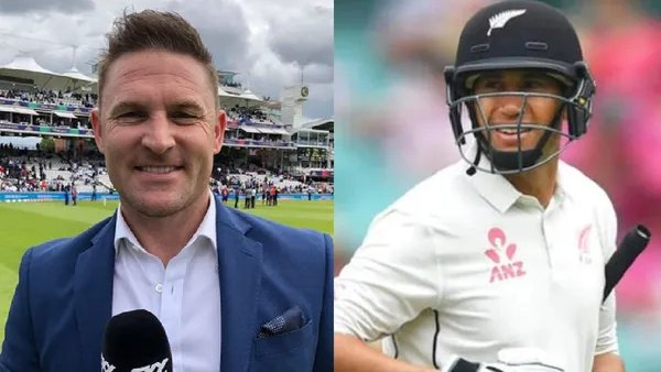 #INDvsNZ'Do better than I did,' - @Bazmccullum gives cheeky advice to @RossLTaylor ahead of his 100th TestREAD: https://www.timesnownews.com/sports/cricket/article/do-better-than-i-did-brendon-mccullum-gives-cheeky-advice-to-ross-taylor-ahead-of-his-100th-test/555545…