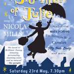 Image for the Tweet beginning: Save the date!  Hear Nicola Mills