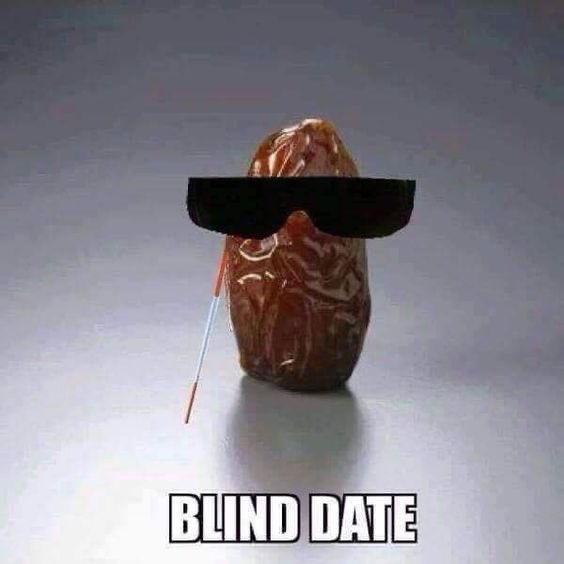 She ended up on a blind date! pic.twitter.com/VGICr9od2i