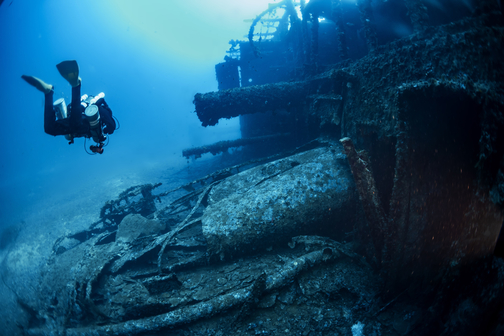 Diving With a Purpose: Black Divers Search for Lost Slave Ship Wrecks - pnsne.ws/2SECnzB