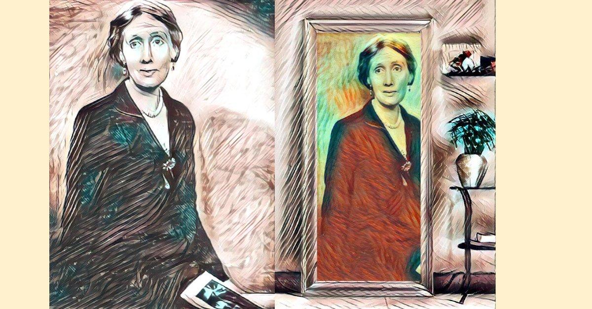 Virginia Woolf Afraid of Inner-self https://bit.ly/2P2ijVJ  #wellmanneredscholar #scholar #virginiawoolf #Literature #literaturememes #humor #theonion #whosafraidofvirginiawoolfpic.twitter.com/Vd9wrWyzZA