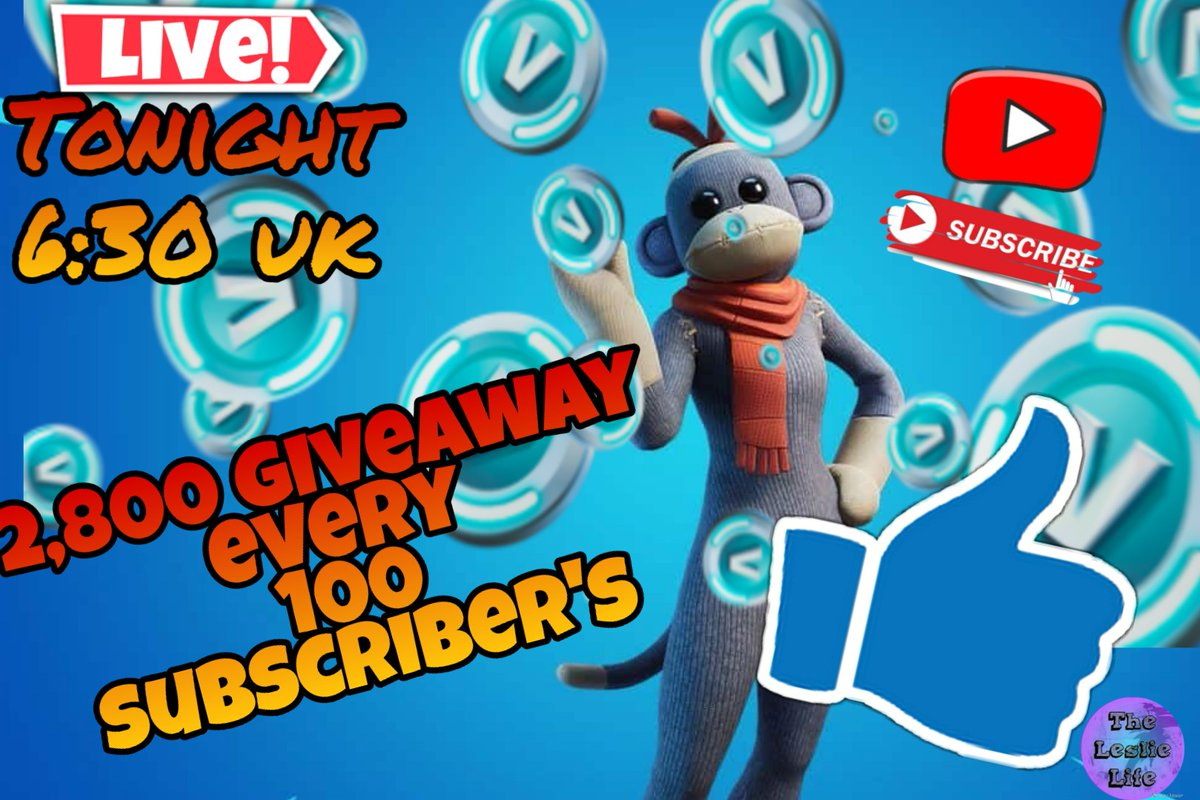 33 #Subscribers away from the next giveaway #subscribe now for your chance to win!!! https://www.youtube.com/channel/UC_kZrePqCuShYcmhtYK-IZw…  #Fortnite #FortniteBattleRoyal #fortnitesolos #fortnitestreamer #fortnitechallenges #fortnitebatrleroyale #fortniteps4 #fortniteclips #fortnitelive #fortnitethegamepic.twitter.com/81c3HYi6qj