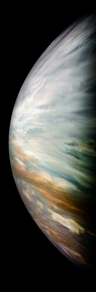 Jupiter's Equator via @NASA https://ift.tt/2HEWcAopic.twitter.com/X4J5M5CS4k