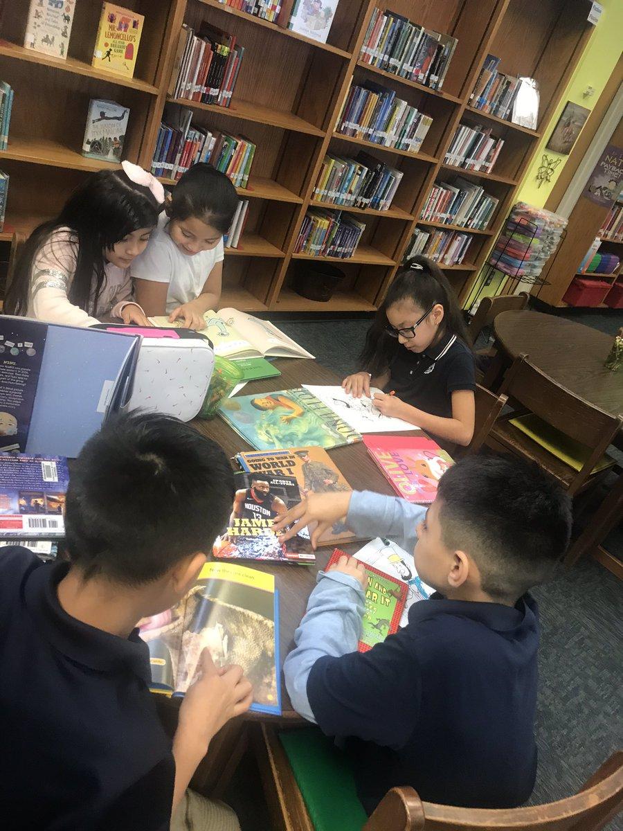 Reading our books! @DallasReads @DISD_Libraries @dallasschools