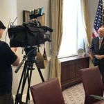 Thank you, @SpecNewsTriad for your interest in interviewing #HPU President Dr. Nido Qubein about the Nido and Mariana Qubein Children's Museum being built in downtown High Point! Watch the story on Spectrum today!