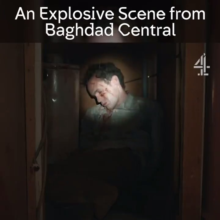 Going on the beat can be risky as it is; more so when it's 2003 and you're in Baghdad… #BaghdadCentral