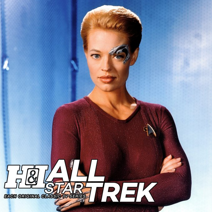 Happy 52nd birthday to Jeri Ryan, our favorite Borg drone! What\s your favorite Seven of Nine moment?