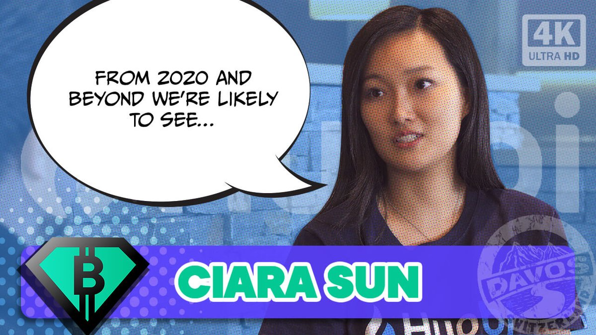 Hurry up, tune in to @CryptonitesTV 📺on Youtube now! Our guest will join for a live chat. @CiaraHuobiwill discuss #blockchain & #cryptos in #China, licenses for #exchanges & how she sees the future for  @HuobiGlobal ❣️
