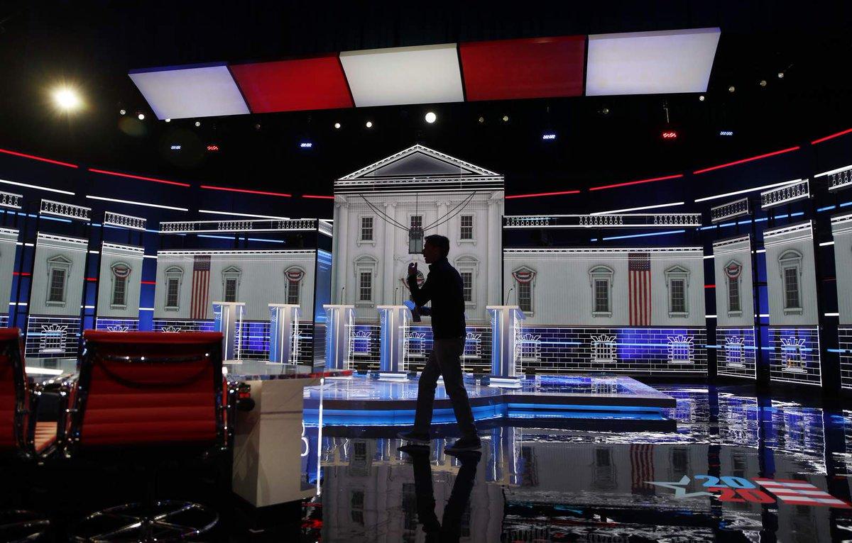 How to watch tonight's Democratic presidential debate:  #kprc2 #hounews #decision2020