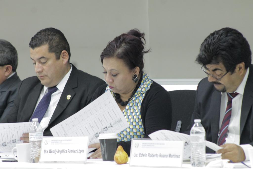 test Twitter Media - Serrano dijo a Ramírez que debido a eso mejor hubiese renunciado a la Comisión.La comisionada ha señalado conflicto de intereses con algunos de los aspirantes, entre estos Erika Aifán. https://t.co/GZpECIT6ja