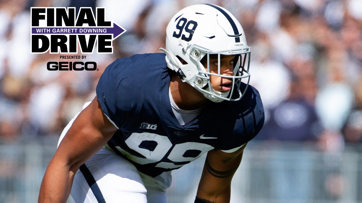 ESPNs Mel Kiper believes Penn States Yetur Gross-Matos makes sense for the Ravens if the top inside linebackers are off the board.