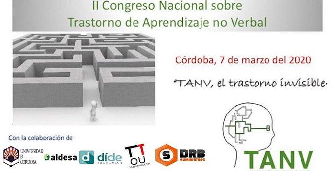 Muchísimas gracias a @Univcordoba @AldesaP,  @efectodide ,@Tout_Eventos , @suministrosdrb , por ser nuestros #colaboradores en el II Congreso Nacional sobre el TANV. Córdoba 7 de marzo de 2020. #TANV #TanvVisible #IICongresoTANV #DificultadesDeAprendizaje #Neuropsicología