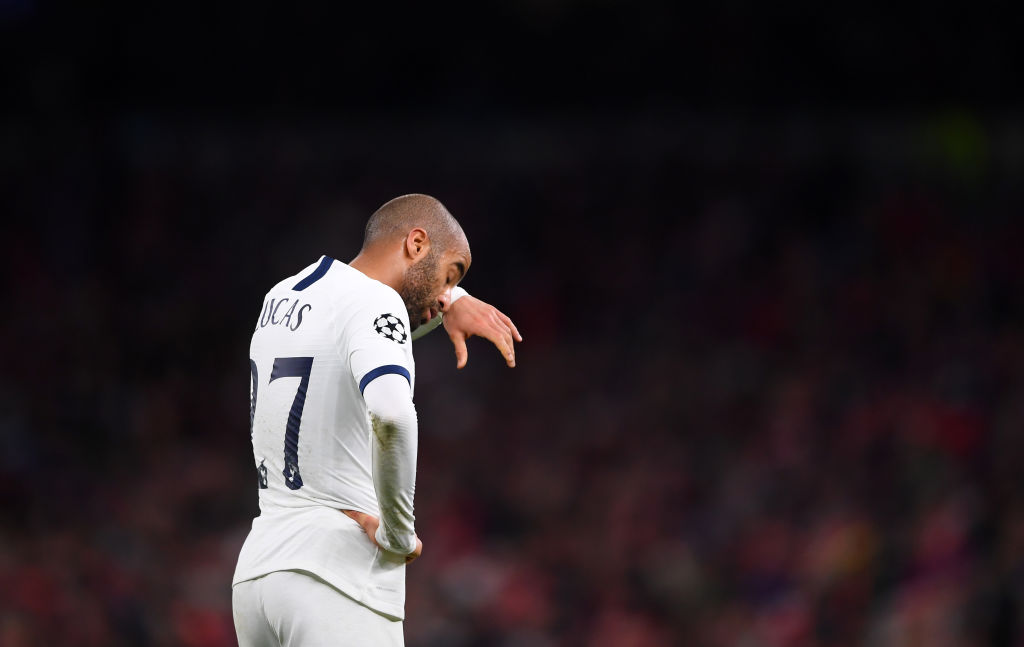 It's not happening for Tottenham.LIVE ➡️http://bbc.in/37E9veX  #bbcfootball #UCL