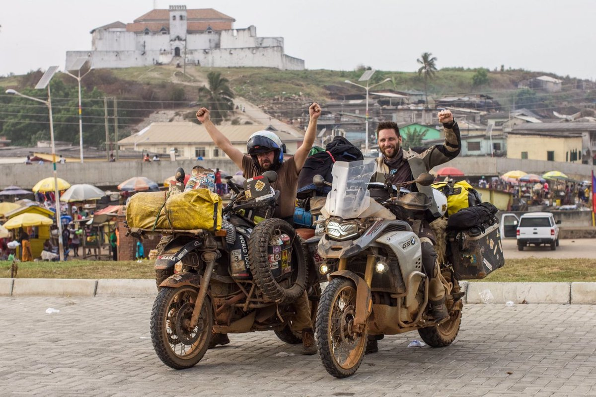 Meet The Travellers Who Journeyed From The Czech Republic To Ghana By Road kuulpeeps.com/2020/02/meet-t…