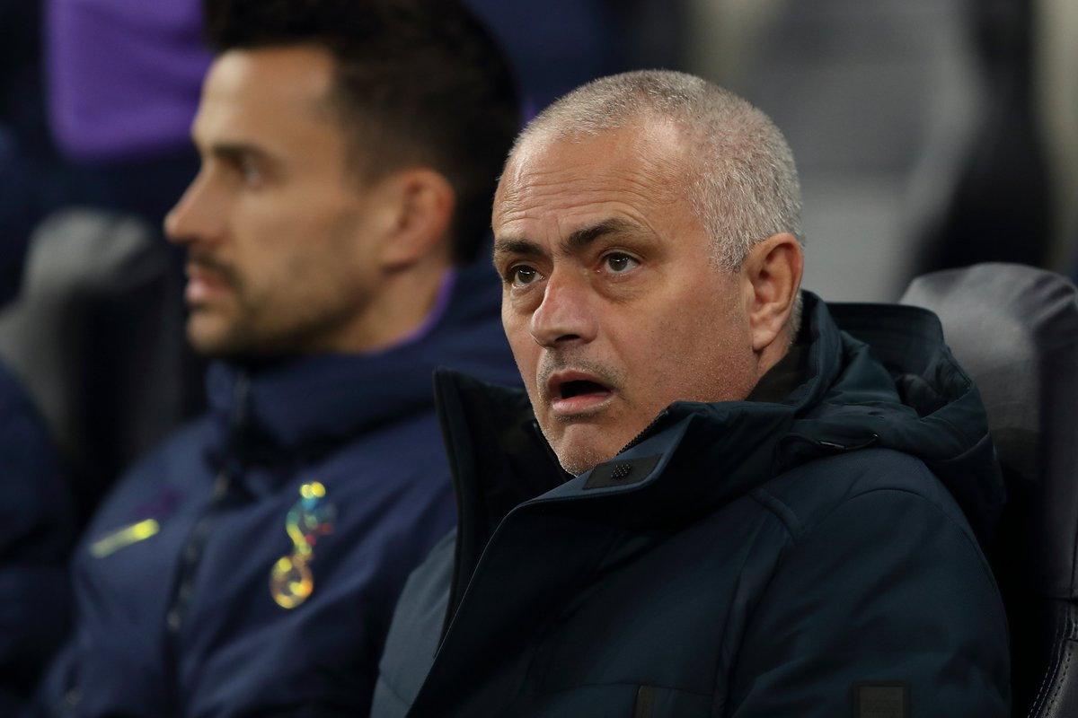 • Jose Mourinho has failed to win any of his last 7⃣ games in @ChampionsLeague knock-out stages with Chelsea (4 games), Man Utd (2) & Tottenham (1) combined • Mourinho's last CL knock-out stage win was as Chelsea manager against PSG in April 2014 #TOTRBL #Mourinho